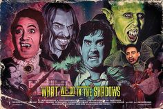 What We Do in the Shadows - movie poster