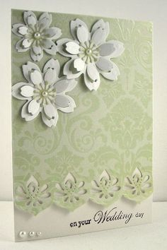 On Your Wedding Day Card plus 24 more Fun Handmade Cards