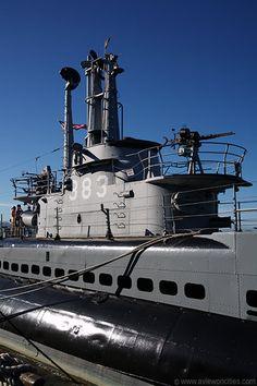 USS Pampanito                                                                                                                                                                                 More