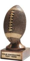 Touchdown! This Rustic #Football #Trophy is Great to Award All Team Players! http://www.crownawards.com/StoreFront/CRRSFT.ALL.Trophies.Rustic_Football_Sport_Sculpture.prod
