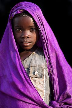 In purple - DR Congo - | Flickr - Photo Sharing!