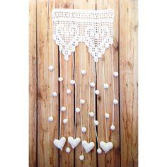 blog sobre estilo de vida, tejidos de punto y patrones gratuitos Filet Crochet, Wind Chimes, Dream Catcher, Chandelier, Ceiling Lights, Outdoor Decor, Crafts, Vintage, Blog