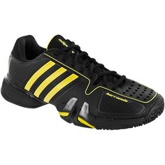 e30a0a7e527 Adidas Barricade 7  Adidas Men s Tennis Shoes Black yellow