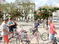 City Bike Tour Malaga