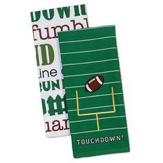 Touchdown! Dishtowels - Set of 2