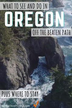 Oregon Coast Roadtrip, Oregon Vacation, Oregon Road Trip, Oregon Travel, Travel Usa, Road Trip Usa, Places To Travel, Places To Go, Visit Oregon