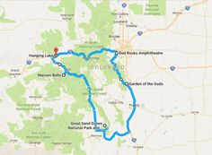 This Natural Wonders Road Trip Will Show You Colorado Like You've Never Seen It Before