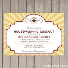 Housewarming Cookout What A Great Idea To Include The Man Of House