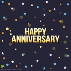 Happy Times Youve Spent Together Anniversary Wishes