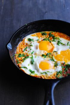 Shakshuka.  Paleo.  Whole 30?.dunno what it is but I'm sold on the pic!!
