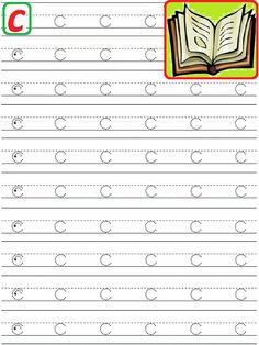 EDUCATIA CONTEAZA: LITERE PUNCTATE DE TIPAR Letter Writing Worksheets, Printable Preschool Worksheets, Alphabet Writing, Teaching The Alphabet, Tracing Letters, Preschool Learning Activities, Alphabet Print, Preschool Education, Free Preschool