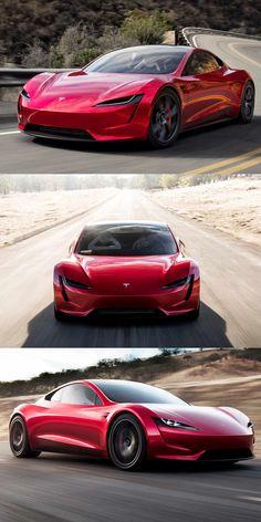Super Sport Cars, Super Cars, My Dream Car, Dream Cars, Tesla Sports Car, Sports Car Wallpaper, Tesla Motors, Car Wallpapers, Amazing Cars