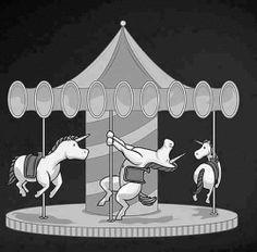 Oh yeah pole dance :D        #poledance    #horse    #funny    #carusel        VIA:www.ireneccloset.com