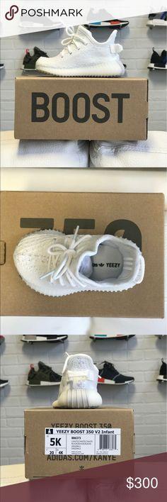 ADIDAS YEEZY BOOST 350 V2 INFANT SIZE 5K ADIDAS YEEZY BOOST 350 V2 INFANT SIZE 5K Adidas Shoes Sneakers