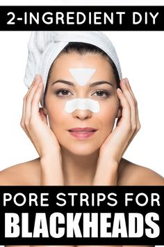 If you're looking for tips and tricks to get flawless skin but don't have a lot of time (or money!) to invest in the right products, these DIY pore strips are just what you need. Not only will they teach you how to get rid of blackheads, but they will also teach you how to minimize your pores. For best results, make sure to apply ice and toner to the area once you've removed the the pore strip! What a fantastic DIY pore cleaner!