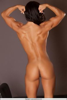 Catherine holland fitness nude women