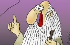 Ο Αρκάς, ο σοφός γέροντας και τα αλμυρά - Media