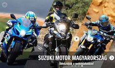 Megújult a Suzuki weboldala