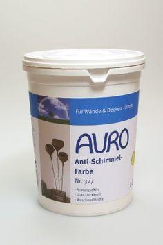 AURO Anti-Schimmel-Farbe 1 L Auro http://www.amazon.de/dp/B000M02XXU/ref=cm_sw_r_pi_dp_IVrRub1R163XD