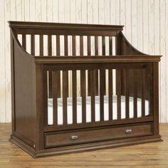 Nebraska Furniture Mart – Million Dollar Baby Mason Convertible Crib