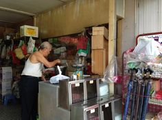 Vanishing Trades & Spaces, Singapore