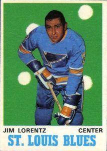 Jim Lorentz: Central Hockey League Superstar