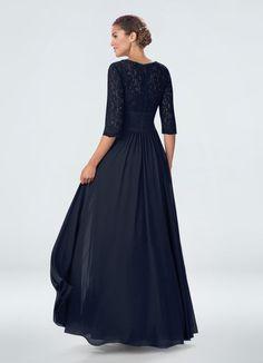 Modest Bridesmaid Dresses, Modest Dresses, Bride Dresses, Dresses With Sleeves, Mom Dress, Dream Dress, Traditional Gowns, Lace Bride, Celebrity Dresses