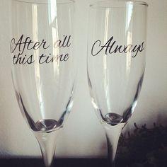 i want this at my wedding.