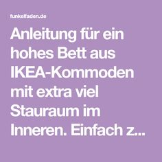 die besten 25 ikea plattform bett ideen auf pinterest selbstgemachte bettrahmen bett ideen. Black Bedroom Furniture Sets. Home Design Ideas