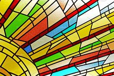 Stained glass Photos Stained glass window detail by Kynamuia Glass Cactus, Wall Art Prints, Canvas Prints, Window Detail, Glass Photo, Glass Marbles, Abstract Photos, Abstract Art, Stained Glass Patterns