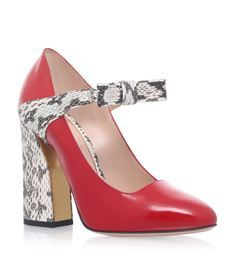 View the Nimue Bow Pumps 110