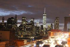 Plein Phare(s) - Sur le pont de Brooklyn