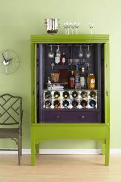 30 Simple DIY Bar Ideas - Guru Koala