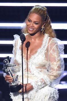 Beyoncé se corona como la reina del pop en los MTV Video Music Awards