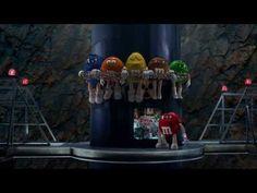 "Made me love M&M's even more. M&M'S ""Trailer"" PSA"