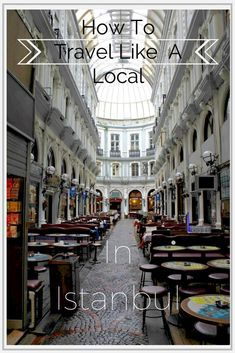 Travel Like A Local. City tours have become a lot more personal and a lot more local.