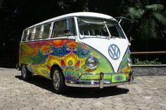 Kaleidoscope VW Bus