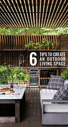 With clever planning, extend your home's living space to a deck, patio, or backyard. Explore ways to get the most out of your outdoor space with these DIY tips to create cozy gathering spots you can enjoy with family and friends.