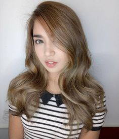 Riva Quenery Boyfriend Names, Star Magic, Bangs, Hair Color, Actresses, Actors, Long Hair Styles, Beauty, Fringes