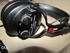 Sony Dr S5 Dynamic Stereo Vintage Headphones