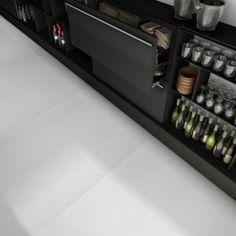 Porcelain stoneware wall/floor tiles with concrete effect CEMENTO By Casalgrande Padana Wall And Floor Tiles, Carrara, Stoneware, Concrete, Flooring, Ceramics, Stuff To Buy, Design, Decor