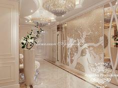 Modern Home Interior Design, Luxury Interior, Interior Design Living Room, Flur Design, Hall Design, Design Your Dream House, House Design, Hallway Designs, Classic Living Room