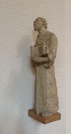 sr Caritas op. st Dominique, 1990', monastère op Cazis, Suisse