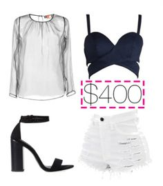 My Day 2 look for only $400. Shop by logging on to LarsaPippen.com