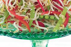 Sesame bean-sprout salad – Recipes – Bite