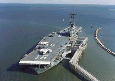 USS Lexington, originally the USS Cabot, Corpus Christi, Texas