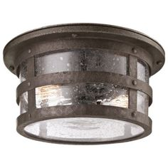 Barbosa Outdoor Flushmount by Troy Lighting [$394]