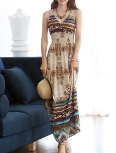 V Neck Embossed Design Printed Maxi Dress.  perfect for spring or summer this beautiful dress. And its on Sale for $13.95 only. Size. S,M,L,XL,2XL,3XL. #berrylook #berrylookdress #dresses #summerdresses