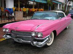 freeway of love in my pink cadillac
