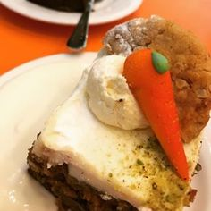 Now that is what I mean when I say Carrot Cake! Best Cake Ever, Carrot Cake, Mashed Potatoes, Carrots, Ethnic Recipes, Instagram, Food, Meal, Essen